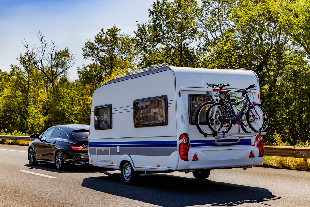 watertank caravan