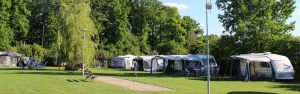 Camping de Gijzel in Brabant