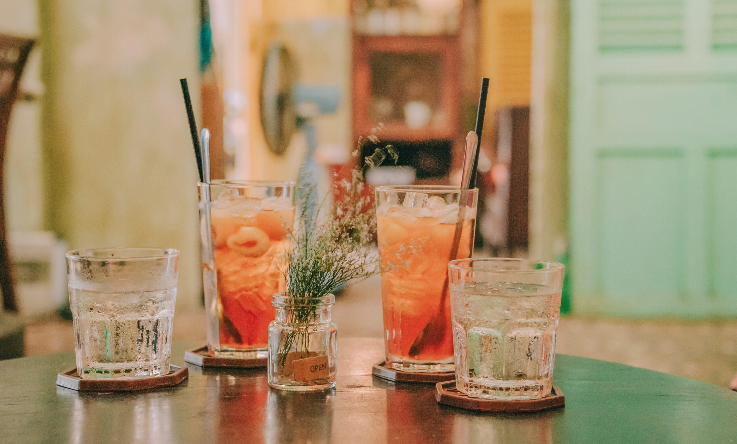 cocktails op locatie